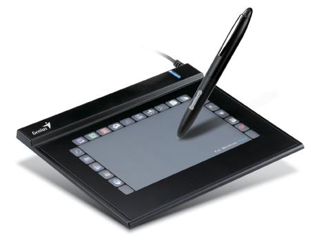 قلم نوری | قلم دیجیتال برای استفاده در نرم افزار
