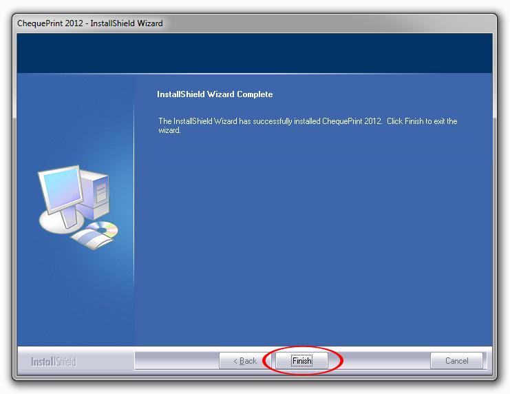 آموزش نصب نرم افزار پرینت چک و مدیریت حساب بانکی 08